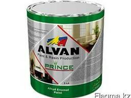 Краска алкидная 3,5 кг - Алван - оптом- от 20 шт