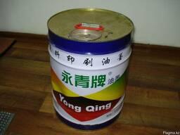 Краска для печати на пластиковых пакетах