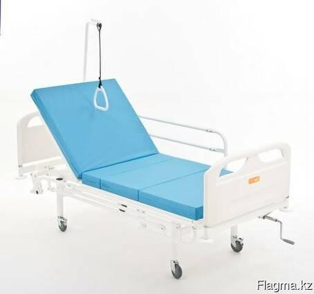Кровать функциональная с поднимающимся изголовьем