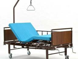 Кровать медицинская функциональная (пр-во Россия) КМФ 943 WO