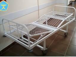Кровать медицинская трехсекционная