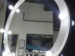 Круглые гримёрные зеркала