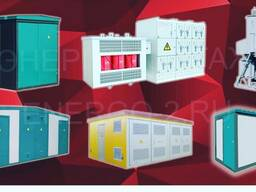 КТП комплектные трансформаторные подстанции Полной заводско