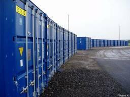 Купим контейнеры: 20 футов, 40 футов. - фото 2