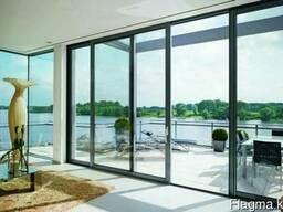 Купить алюминиевые окна, двери, витражи!!!
