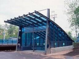 Купить монолитный поликарбонат 2 мм в Алматы