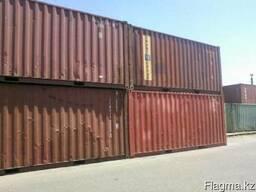 Куплю контейнер ж/д 40 футовый высота 2,6 м в кол-ве 20 шт.