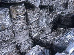 Куплю оптом лом алюминий от 500 кг самовывоз