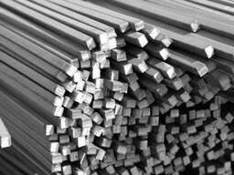 Квадрат из нержавеющей стали