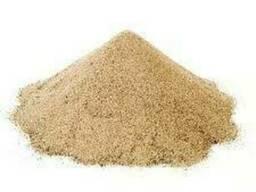 Кварцевый песок фракцией 0, 1-1. 0 мм