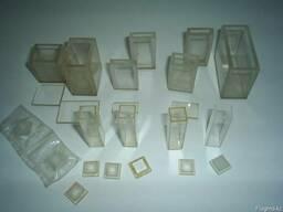 Кюветы для КФК, ФЭК, евростандарт, кварц, стекло