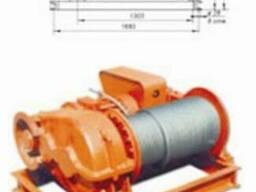 Лебедка электрическая ТЛ-7Б-1