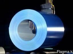 Лента с полимерным покрытием 0,35 мм