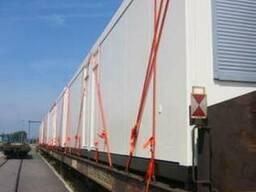 Ленты из полиэтирола, надувные пакеты для крепления грузов, - фото 2