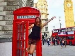 Летние каникулы в Англии!