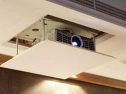 Лифт для проектора, потолочный