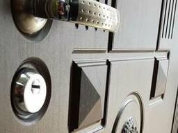 Линейка авторских стальных дверей в Астане!
