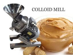 Линия для производства арахисовой пасты