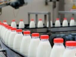 Линия для производства бутилированного молока