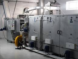 Линия для производства короткорезанных макаронных изделий