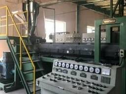 Линия по Производству Полипропиленовой Мешкотары