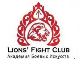 Lions fight club