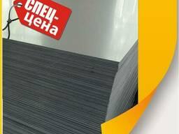 Лист алюминиевый 1000х1000х6 мм 6061Т651