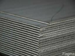 Лист стальной горячекатаный 2*1250*2500 мм 09Г2С