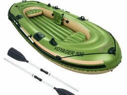 Лодка надувная Hydro-Force Voyager 500 348 х 141 х 51 см. ..