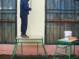 Малярный столик для внутренних работ
