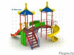 Малые архитектурные формы (МАФ), детские игровые площадки.