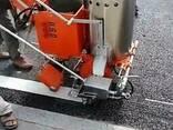 Машина для нанесения Термопласт дорожной разметки - фото 2