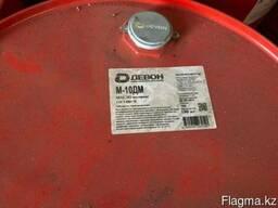 Масло дизельное м-10дм гост 8581-78(180кг евробочка 200л)