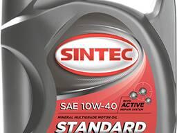 Масло моторное Sintoil Стандарт SAE 10W-40 API SG/CD (207л)