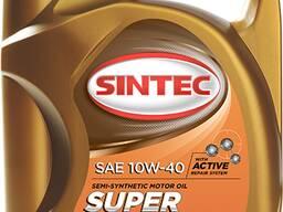 Масло моторное Sintoil Супер SAE 10W-40 API SG/CD (5л)