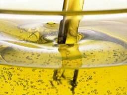Масло подсолнечное нерафинированное наливом в цистерны