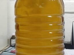 Масло подсолнечное нерафинированное прямого отжима