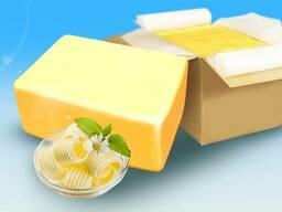 Масло сладкосливочное несоленое 72.5%-82.5%