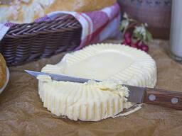 Масло сливочное, 72. 5% (молочные продукты от Эко фермы Славянка)