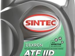 Масло трансмиссионное Sintoil ATF II Dexron (4л)