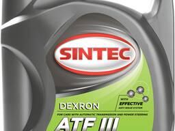 Масло трансмиссионное Sintoil ATF III Dexron