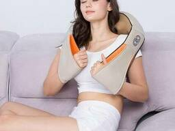 Массажер для шеи и спины (Massage of neck kneading)