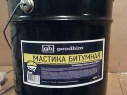 Мастика битумная 16 кг Good Him Россия