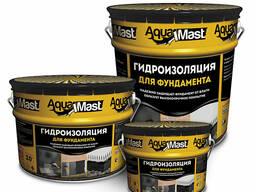 Мастика битумная Аквамаст, гидроизоляционная №24, 27, праймер