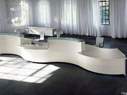 Мебели для приемных и стоеки ресепшн