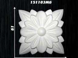 Мебельный декор из полиуретана 151103MG