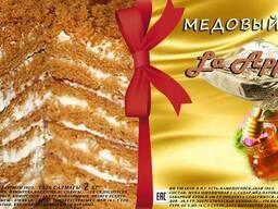 Медовые пироги