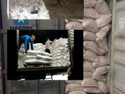 Мешкование/загрузка зерна и прочих сельхозкультур в мешки
