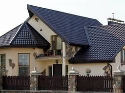 Металлочерепица По размеру дома. Замер Бесплатный - фото 3