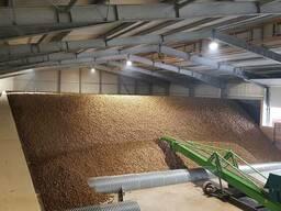 Металлокаркасные картофелехранилища от производителя